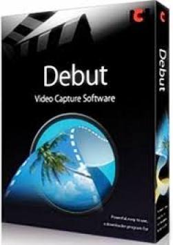 Debut Video Capture Crack7.39