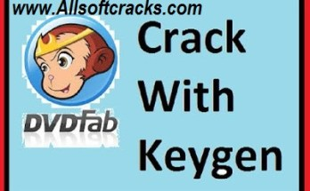 DVDFab 12.0.1.6 Crack Plus Serial Registration Code Download [Lifetime]