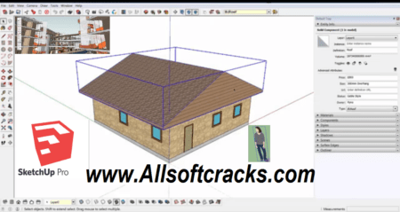 SketchUp Pro 2020 Crack With Serial Number Full Free Download