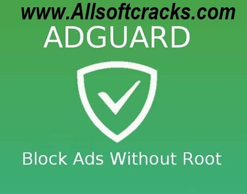 Adguard Premium 6.4 Serial Key With Crack Free Download
