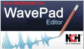 NCH WavePad 10.81 Crack & Activation Key 2020 Download