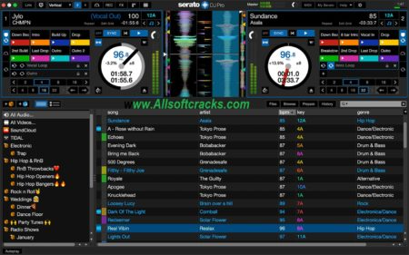 Serato DJ Pro 2.4.1 Crack With Activation Code 2020 [Lifetime]