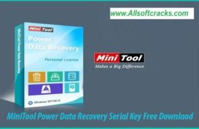 MiniTool Power Data Recovery 9.1 Crack With Product Key 2020