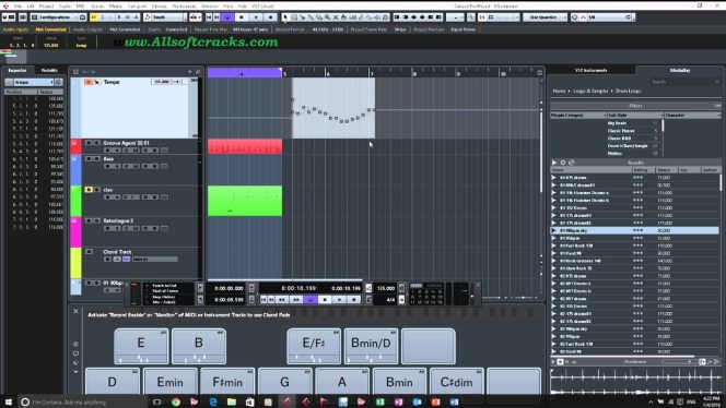 Cubase Pro 10.0.30 Crack Plus Serial Key Free 2019 [Mac/Win]