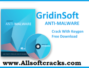 GridinSoft Anti-Malware 4.1.65 Crack + Patch Keygen [Mac/Win]