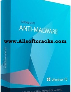 GridinSoft Anti-Malware 4.1.56 Crack + Patch Keygen [Mac/Win]