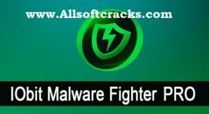 IObit Malware Fighter Pro 8.4.0.760 Serial Key With Crack 2021