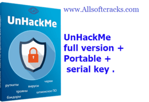 UnHackMe 12.40 Crack With License Key 2021 Download