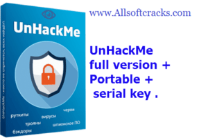 UnHackMe 11.80.0.980 Crack With License Key 2020 Download