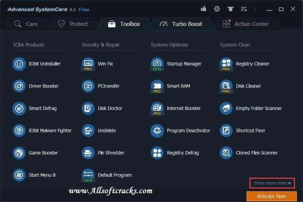 Advanced SystemCare 12.6.0.369 Pro Crack With Serial Key 2019 [Latest]