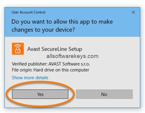 Features of Avast SecureLine VPN