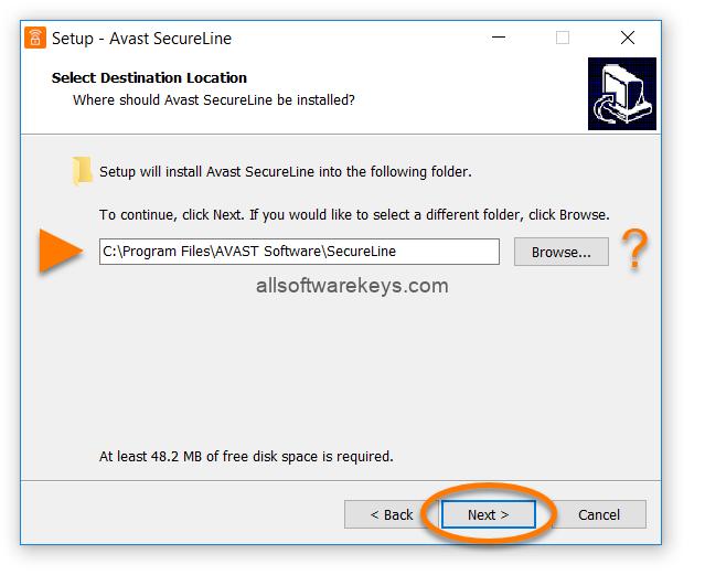 Avast SecureLine VPN Pricing