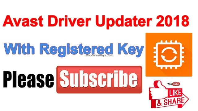 avast-driver-updater-key-lifetime-key-serial