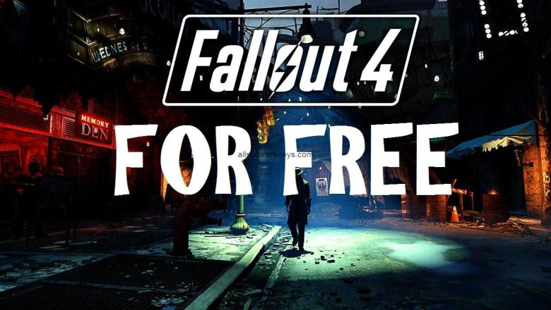 Fallout 4 Download Full Version with Serial Key 2019