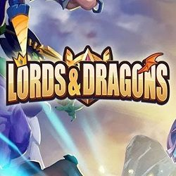 Lords & Dragons Dungeon Raid 11.0 MOD APK Crack With Keyegn Download 2021