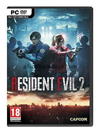 Resident Evil 2 Crack (2020) V20190201 All NO-DVD