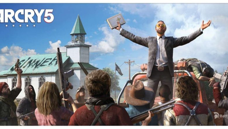Far Cry 5 2020 Crack With Torrent Download + Serial Key Full Pc Version