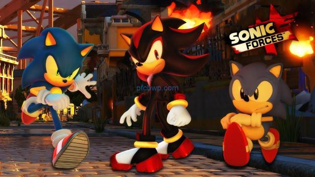 Sonic Forces Crack With Activation Key Updated Version
