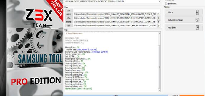 Z3X Samsung Tool Pro Crack Full Torrent