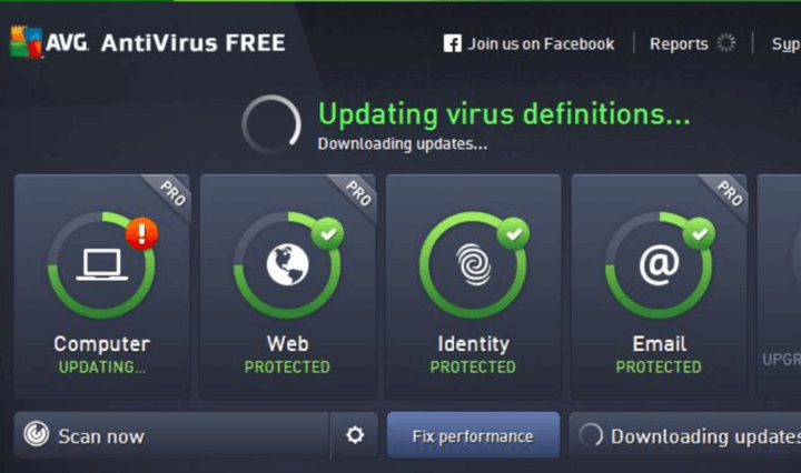 AVG AntiVirus PRO Crack For Android Security Latest Software [2020]