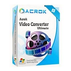 Acrok Video Converter Ultimate 7.0.188.1699 Crack with Serial Key Free Download 2021