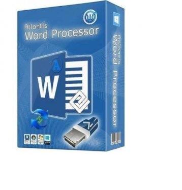 Atlantis Word Processor 4.1.3.2 Crack With Serial Key Free Download 2021