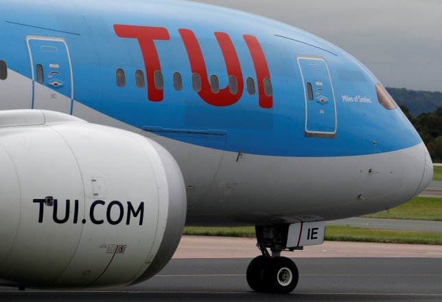 Is TUI part of Thomas Cook