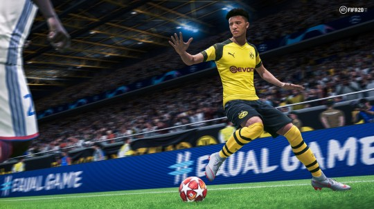fifa 20 game review