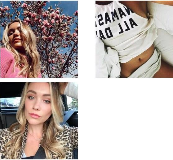 Katrina Bowden Instagram