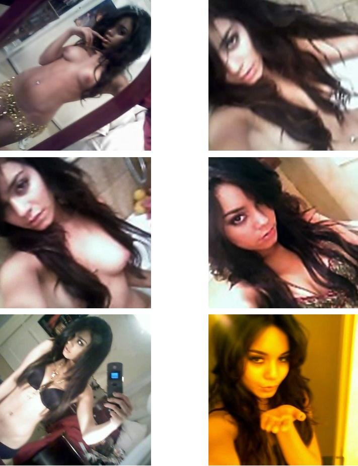 Vanessa Hudgens Nude Pics Leaked