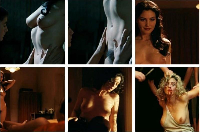 monica bellucci nude