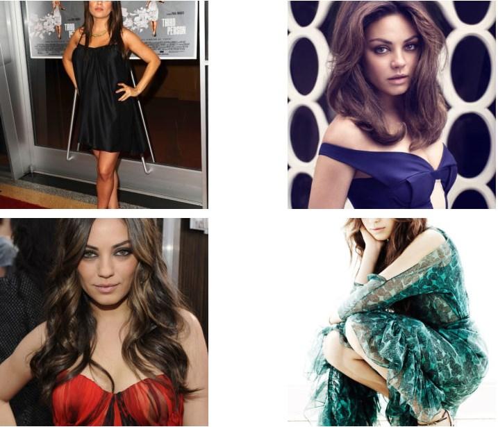 Mila Kunis sexy photos