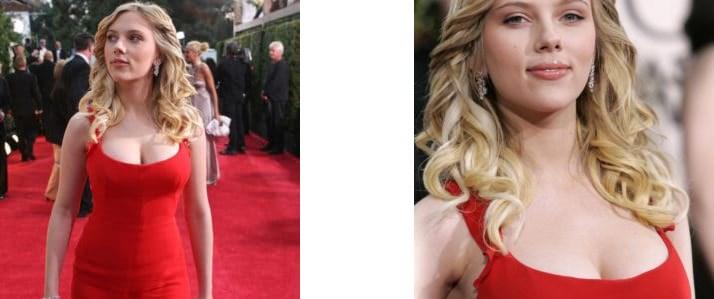 Scarlett Johansson boobs