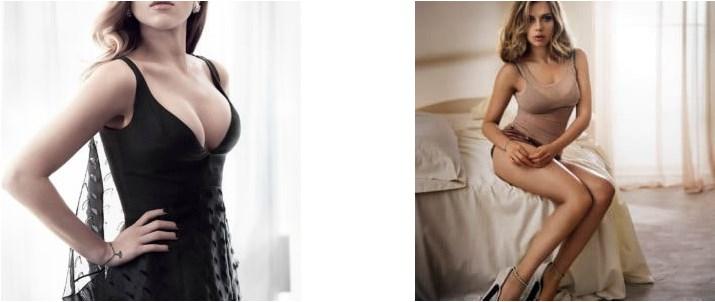 Scarlett Johansson sexy photos