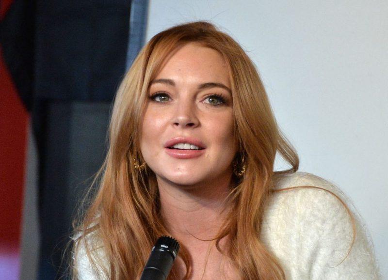Lindsay Lohan Nude