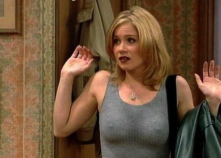 Christina Applegate nude