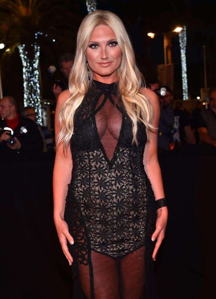 brooke hogan sexy