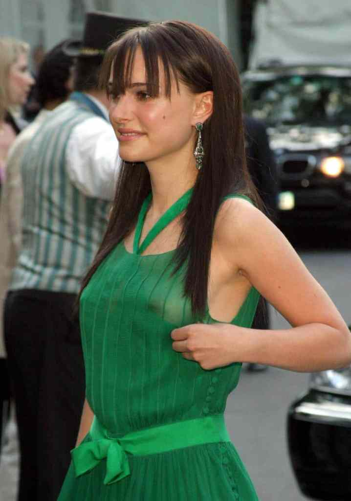 Natalie Portman See Through Pictures