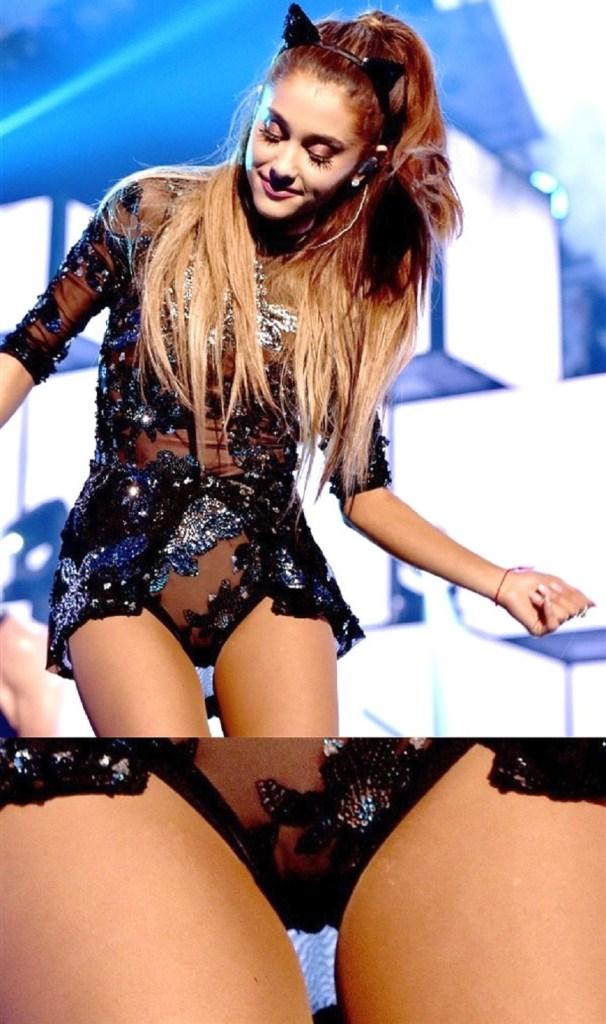 Ariana Grande nude pics