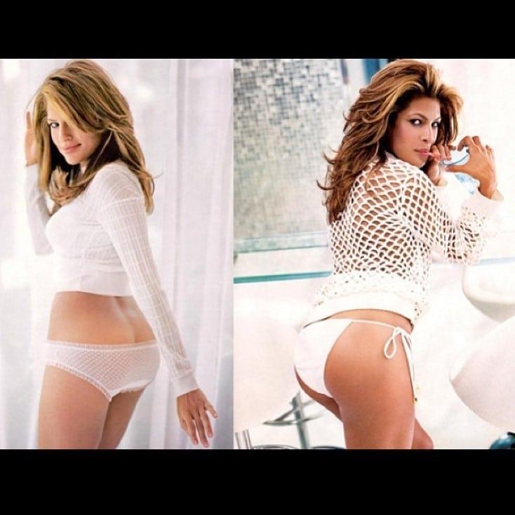Eva Mendes Sexy Photos