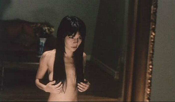 Martha Higareda Tits Exposed in Ninas Mal