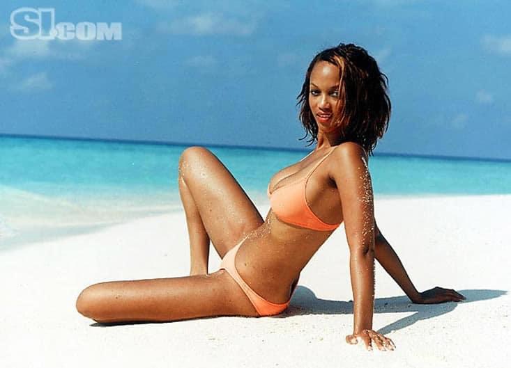 Tyra Banks Sports Illustrated