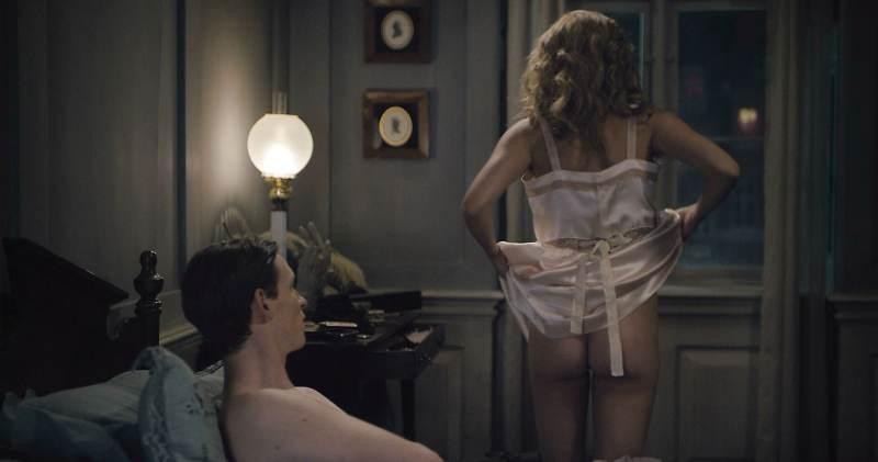 Alicia Vikander Nude – The Danish Girl