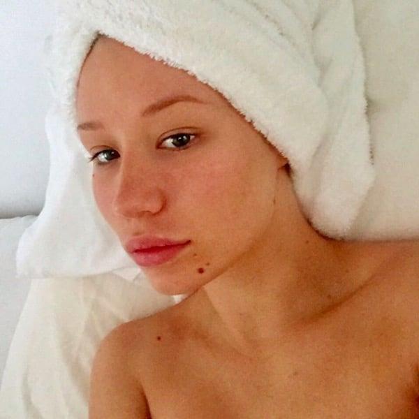 Iggy Azalea Sexy Leaked Pics & Videos