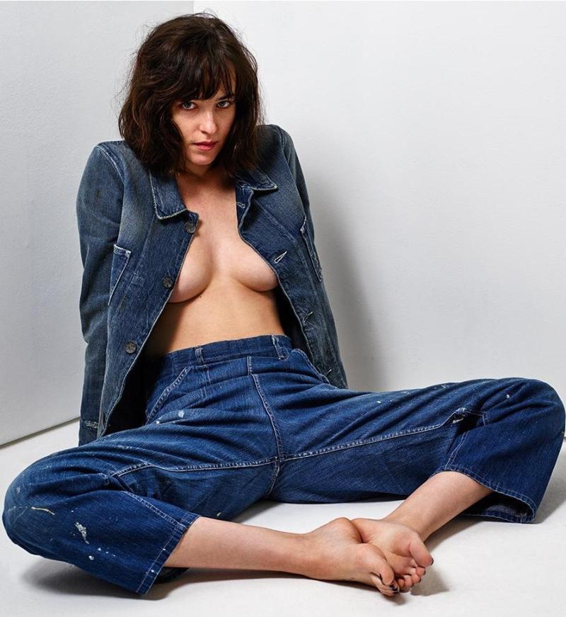Dakota Johnson Sexy Pics