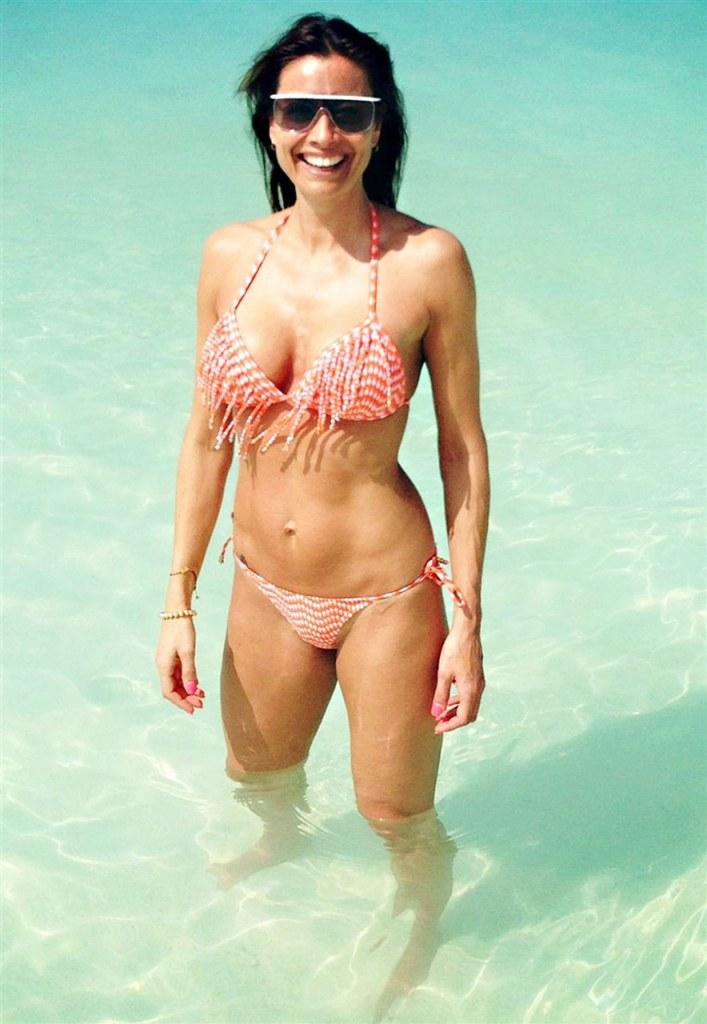 Melanie Sykes sexy nude photos