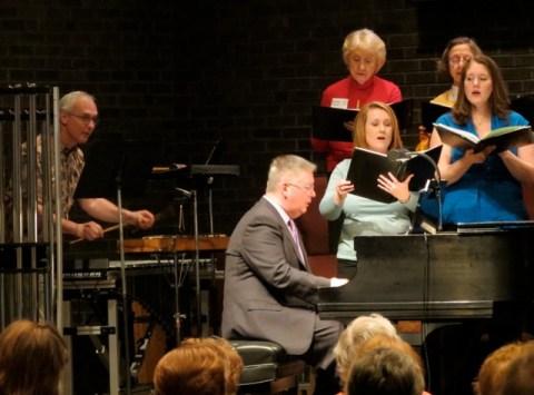 choir nov 2013