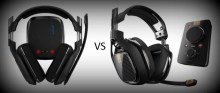 Astro A40 vs Astro A50 Headphones