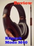 klipsch mode m40 reviews