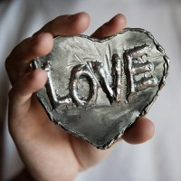 A Welded Valentine!